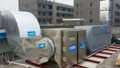 工厂污水除臭设备常见故障